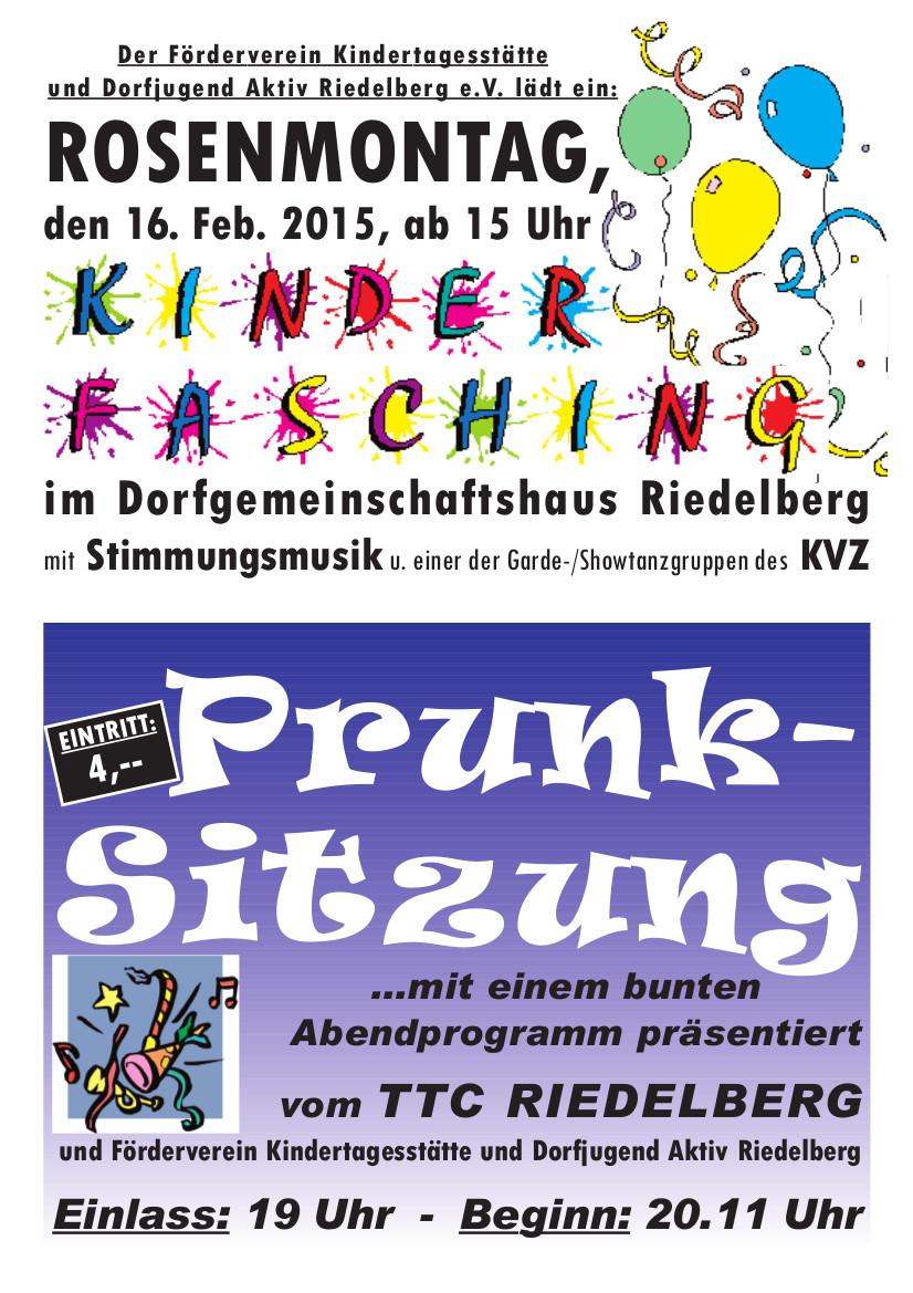 Fasching-2015